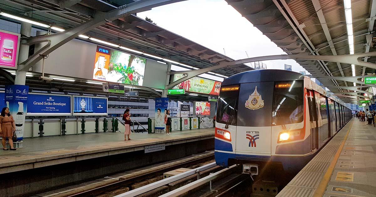 【曼谷捷運】新手旅遊必備:BTS 兔子卡 Rabbit Card 的類別、價格、有效期限、使用方式全攻略