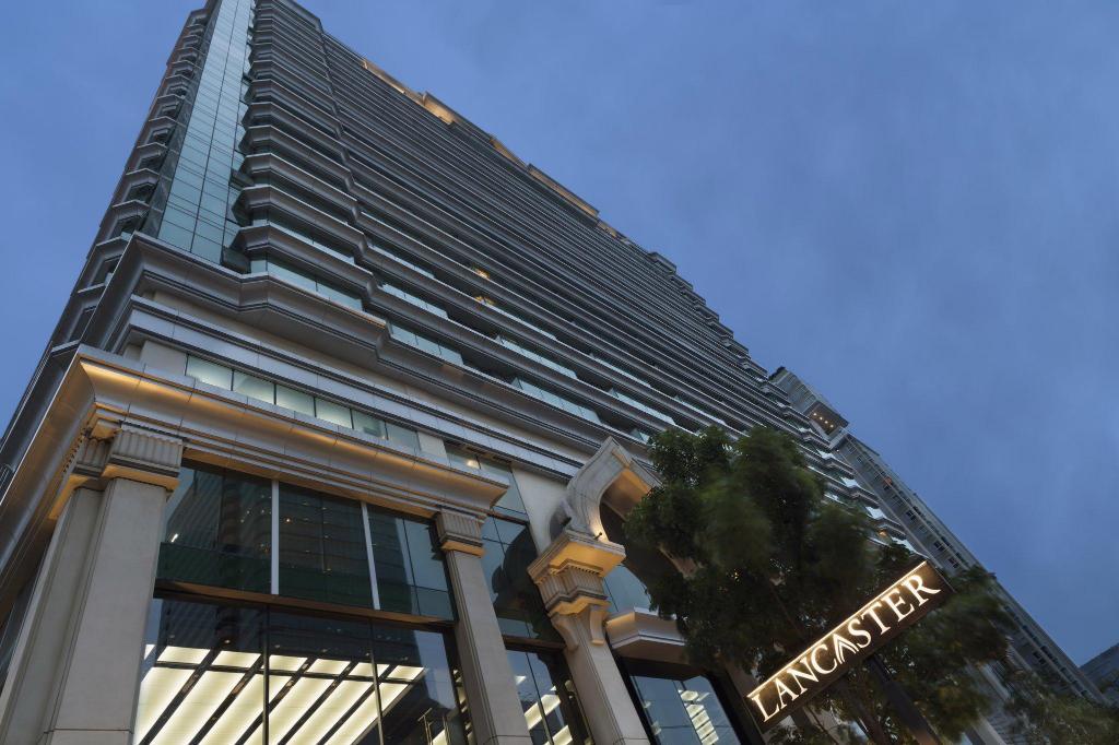 【ASQ入境泰國隔離住宿】Lancaster Bangkok 五星級飯店:15 天 14 夜隔離住宿套餐