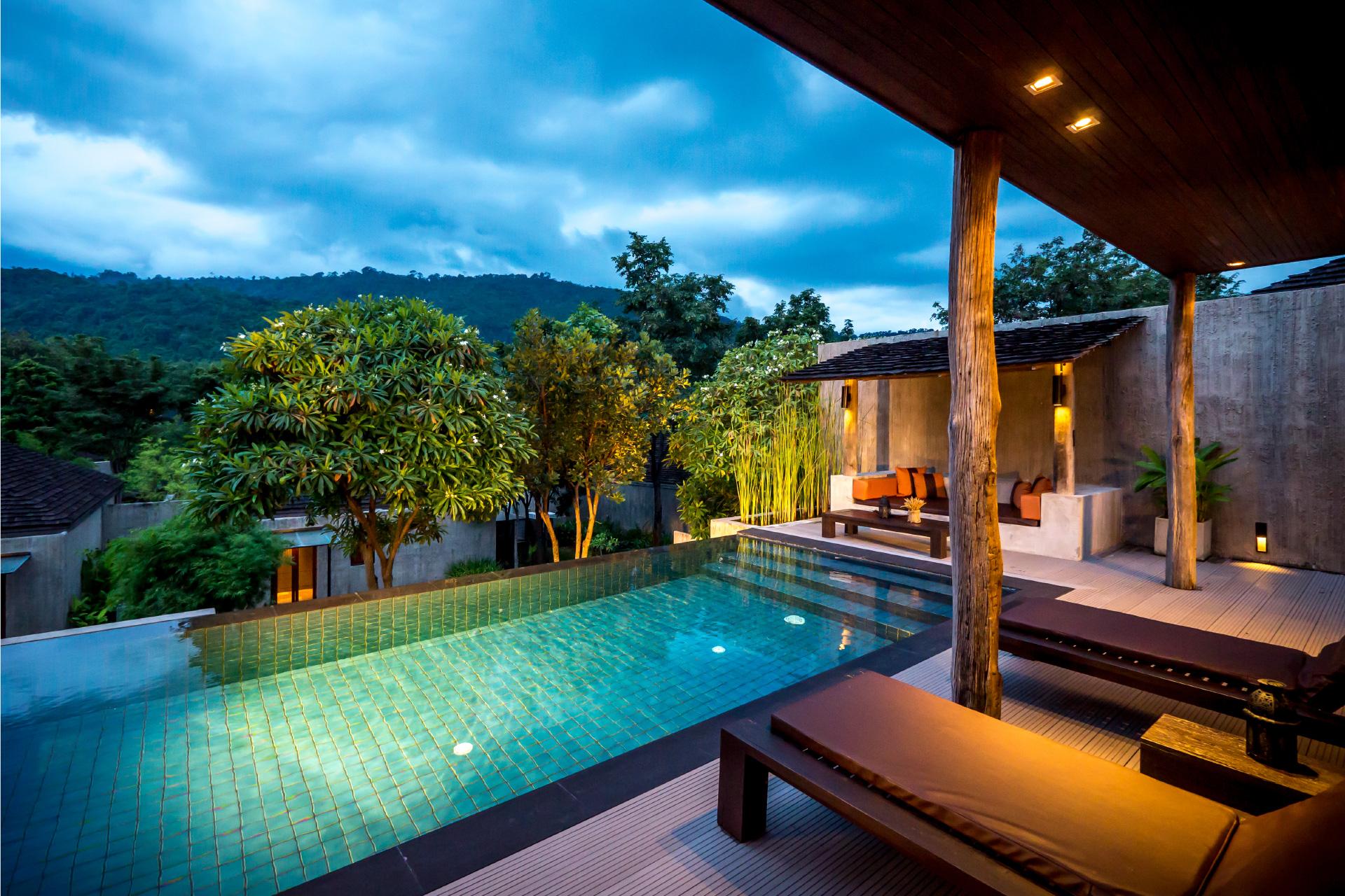 【泰國國旅】精選飯店:Muthi Maya Forest Pool Villa Resort – Khao Yai 考艾五星級穆迪瑪雅森林泳池別墅度假村
