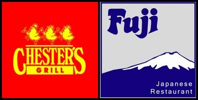 【泰國品牌連鎖餐廳】第1彈 — 泰國版的頂呱呱 CHESTER`S GRILL vs 好吃又平價的日本料理 Fuji