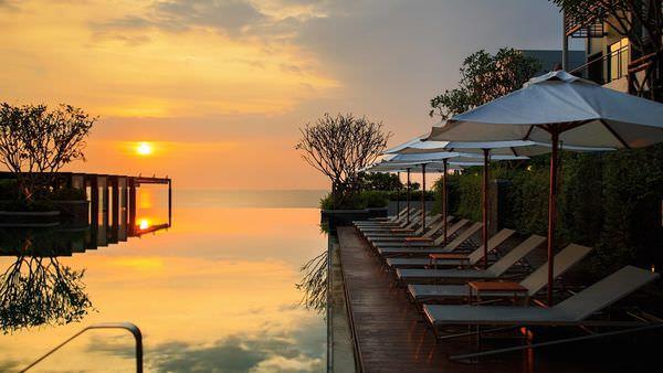 【芭達雅飯店】全新五星海景飯店 Renaissance Pattaya Resort & Spa,絕美無邊際泳池此生一定要來一次!