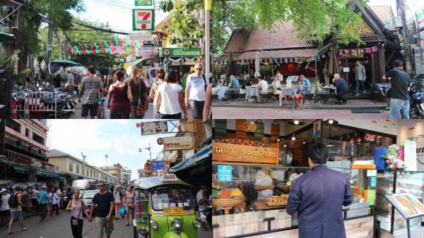 【曼谷一日遊】曼谷幫帶你逛「考山路 Khao San Road」 :沿途景點推薦&內行人最愛的美食介紹