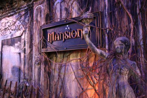 【曼谷】鬼屋主題樂園 MANSION 7 (已停止營業)